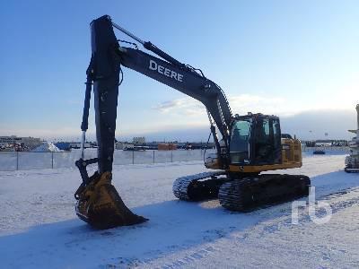2018 JOHN DEERE 180G LC Hydraulic Excavator