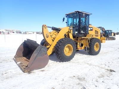 2014 CATERPILLAR 938K Wheel Loader