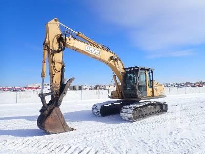 2003 JOHN DEERE 200C LC Hydraulic Excavator