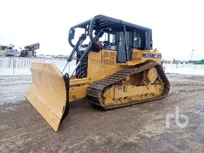 2006 CATERPILLAR D6R LGP Series III Crawler Tractor