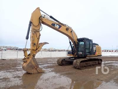 2012 CATERPILLAR 329E Hydraulic Excavator
