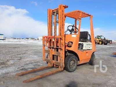 TOYOTA 3FG15 Forklift