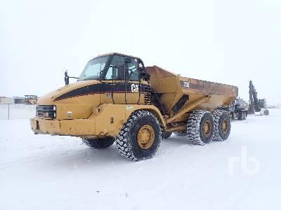 2005 CATERPILLAR 730 Articulated Dump Truck