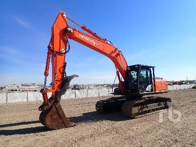 2012 HITACHI ZX290LC-5N LC Hydraulic Excavator