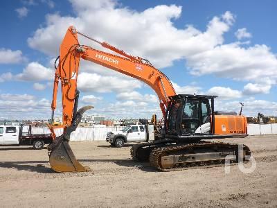 2015 HITACHI ZX290LC-5N Hydraulic Excavator