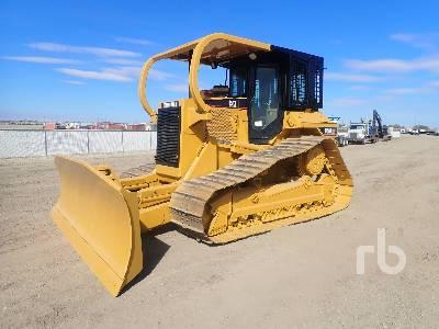2001 CATERPILLAR D6M LGP Crawler Tractor