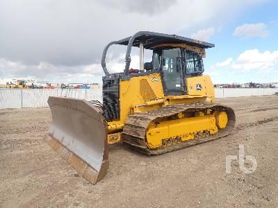 2012 JOHN DEERE 850J LGP Crawler Tractor