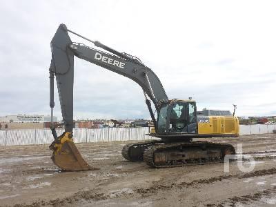 2011 JOHN DEERE 350G LC Hydraulic Excavator