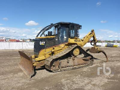 1997 CATERPILLAR 527 Track Grapple Skidder