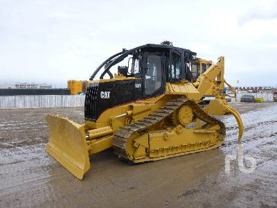 2000 CATERPILLAR 527 Track Grapple Skidder