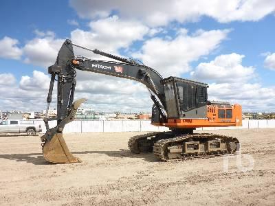 2013 HITACHI ZX240F-3 Roadbuilder Hydraulic Excavator