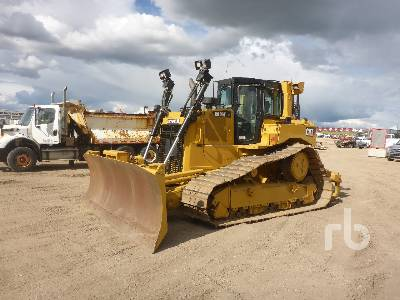 2013 CAT D6T LGP Crawler Tractor
