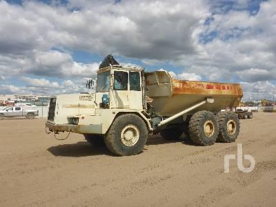 2000 TEREX TA30 6x4 Articulated Dump Truck