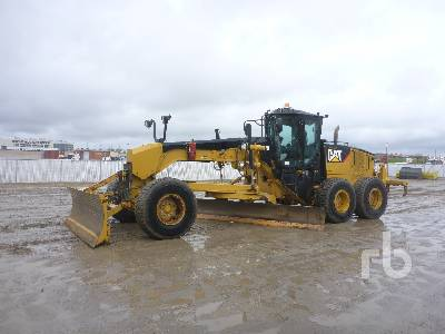 2013 CATERPILLAR 14M VHP Plus Motor Grader