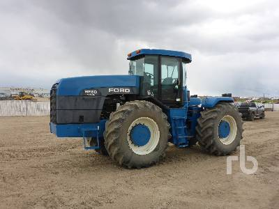 1995 NEW HOLLAND 9280 4WD Tractor