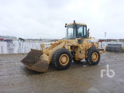 1996 HYUNDAI HL750 Wheel Loader