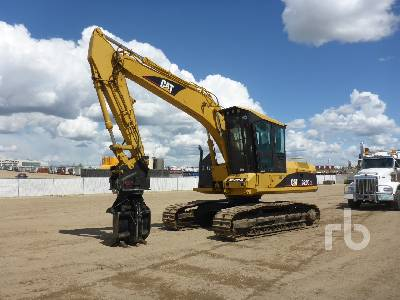 2005 CATERPILLAR 320CLL Log Loader
