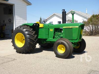 1965 JOHN DEERE 5020 Restored 2WD Antique Tractor