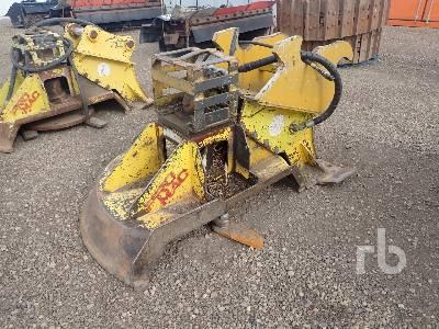 2001 PROMAC Q/C Hydraulic Brush Mower Excavator Attachment - Other