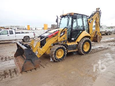 2014 CATERPILLAR 430FIT 4x4 Loader Backhoe