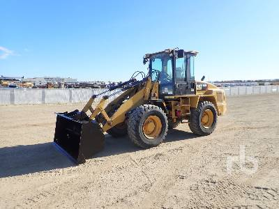 2013 CATERPILLAR IT14G Series II Wheel Loader