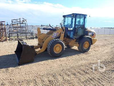2011 CATERPILLAR 906H Wheel Loader