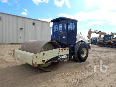 2005 INGERSOLL-RAND SD122DXTF Vibratory Roller