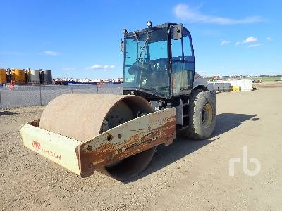 2006 INGERSOLL-RAND SD116DX Vibratory Roller