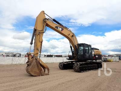 2013 CATERPILLAR 336ELH Hydraulic Excavator