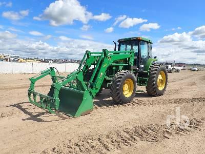 JOHN DEERE 7800 MFWD Tractor
