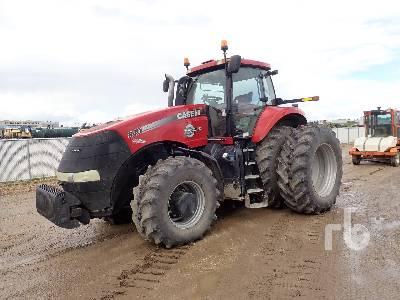 2012 CASE IH MAGNUM 340 MFWD Tractor
