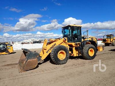 2013 HYUNDAI HL760-9A Wheel Loader