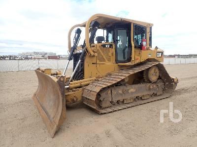 2012 CATERPILLAR D6T LGP Hystat Crawler Tractor