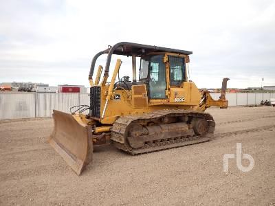 2001 JOHN DEERE 850C WT Crawler Tractor