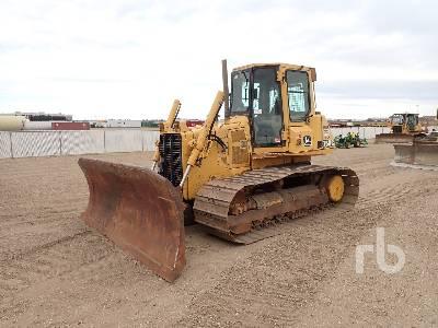1998 JOHN DEERE 750C LGP Crawler Tractor