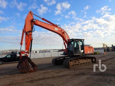 2007 HITACHI ZX270LC-3 Hydraulic Excavator