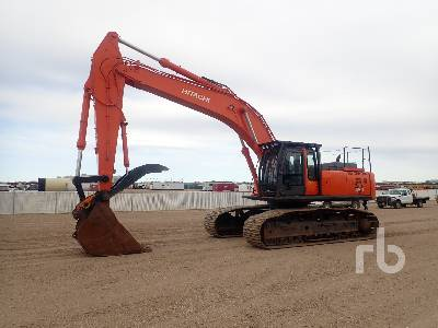 2004 HITACHI ZX450 LC Hydraulic Excavator