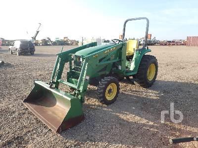 1998 JOHN DEERE 4300 4WD Utility Tractor