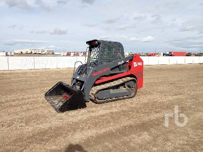 2005 TAKEUCHI TL140 Compact Track Loader