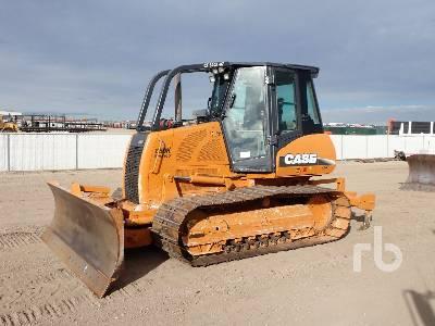 2006 CASE 850K LGP Series 2 Crawler Tractor