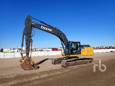 2014 JOHN DEERE 250GLC Hydraulic Excavator