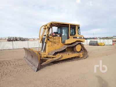 2005 CAT D6R XW Series l Crawler Tractor