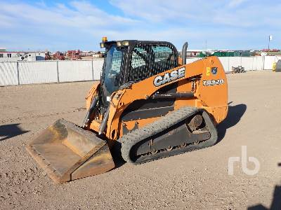 2014 CASE TR-320 2 Spd Compact Track Loader