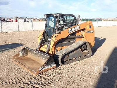 2013 CASE TR-320 2 Spd Compact Track Loader