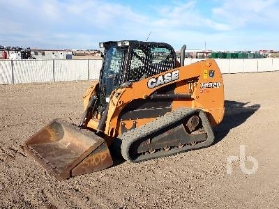 2015 CASE TR-320 2 Spd Compact Track Loader