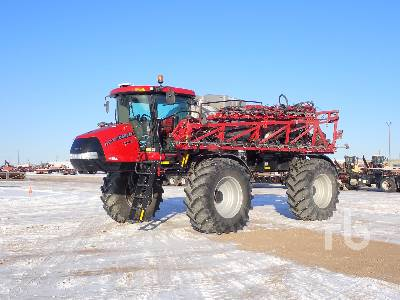 2018 CASE IH PATRIOT 4440 120 Ft High Clearance Sprayer