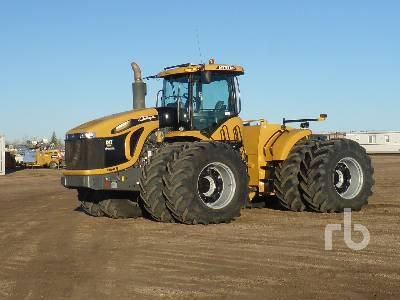 2012 CHALLENGER MT975C 4WD Tractor