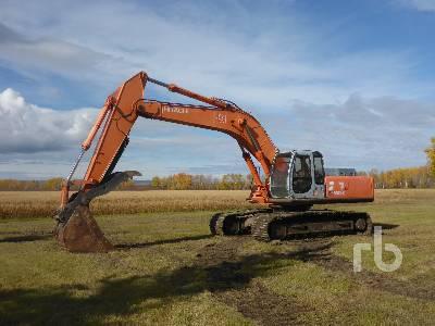 2001 HITACHI EX330LC-5 Hydraulic Excavator