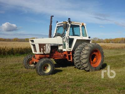 1978 CASE IH 2WD Tractor