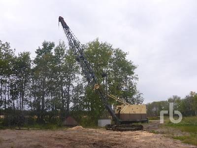 BUCYRUS ERIE 30B 60 Ton Crawler Crane